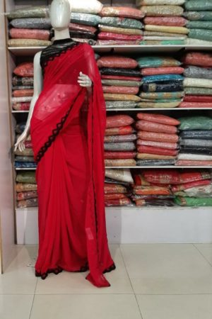 INDIAN DESIGNER WEAR SAREE